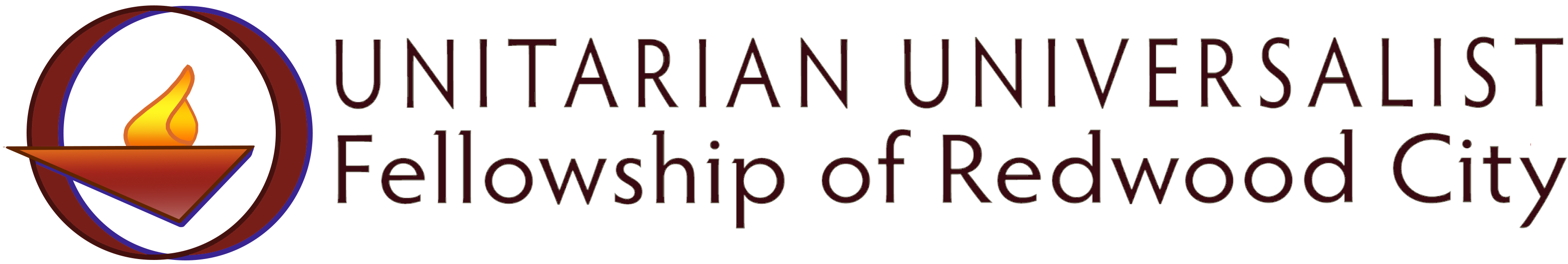 Unitarian Universalist Fellowship of Redwood City Logo