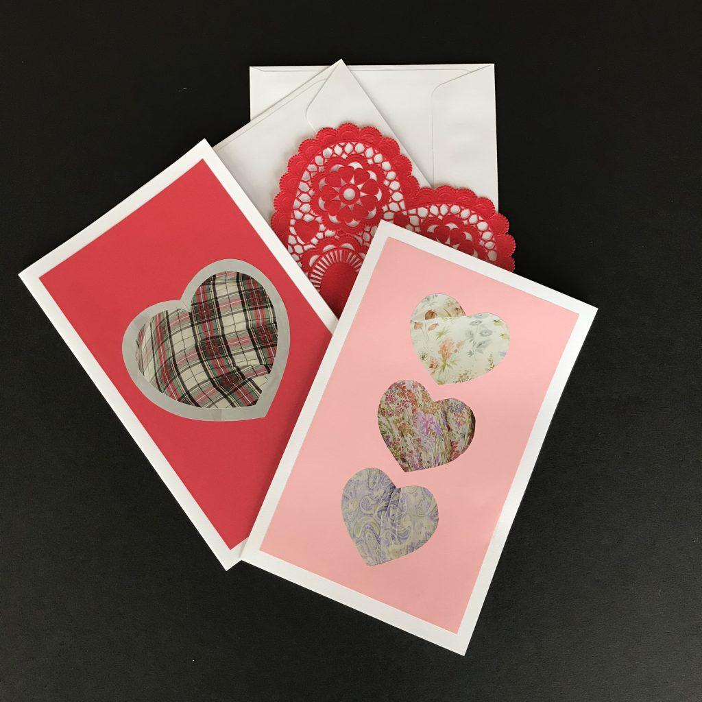 Photo of Valentine examples
